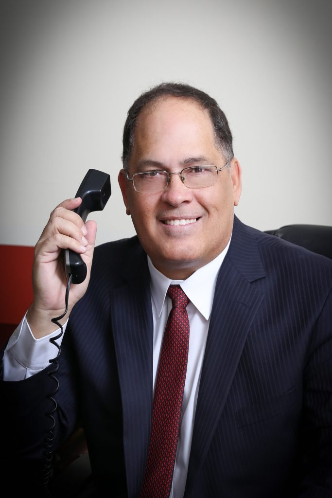 Charles 'Carlos' Torres of Torres Law Firm, PLLC, in Knoxville