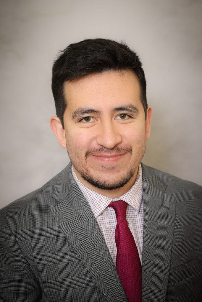 Rodolfo Urquieta Cortes  of Torres Law Firm, PLLC, in Knoxville