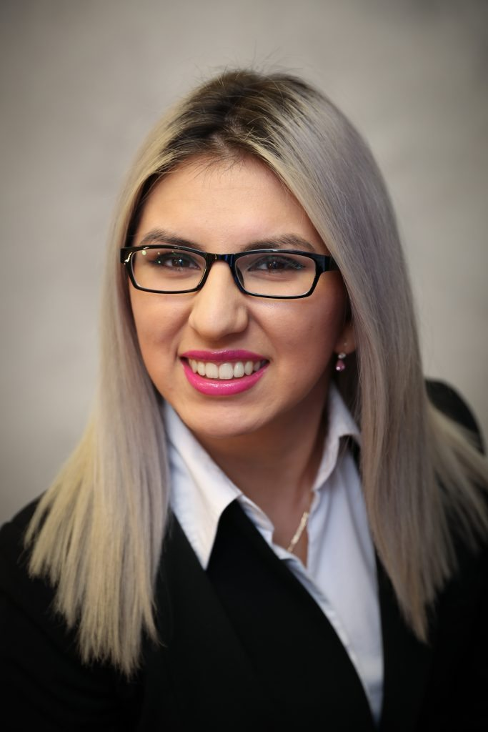 Karina Campos of Torres Law Firm, PLLC, in Knoxville